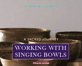 working with singing bowls
