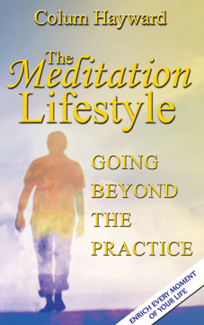 The Meditation Lifestyle- how to enrich every moment of your life - Colum Hayward